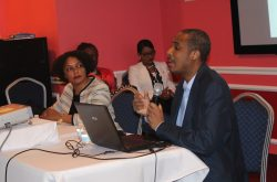 Haitian American Business Expo's Press Conference