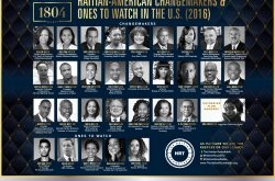 ANNOUNCEMENT: The 1804 List of the 25 Haitian-Americans Changemakers in the U.S. (2016)