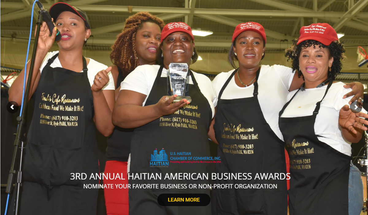 We Are Now Accepting Nominations For The 3rd Annual Haitian American Business Awards